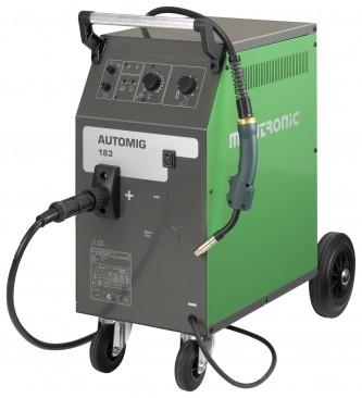 Svejser Migatronic Automig 183 UPS CO2