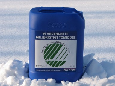 Ice Away 20 kg optønings produkt (salt)