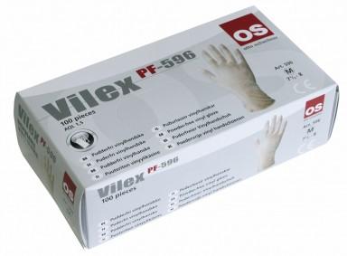 HANDSKE VILEX VINYL P ENGANGS