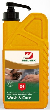 HÅNDRENS DREUMEX WASH & CARE 1LTR.