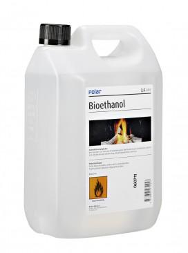 BIOETHANOL- BIOALKOHOL  2,5 LITER