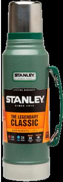 Termokande Stanley, 1,0 L, grøn