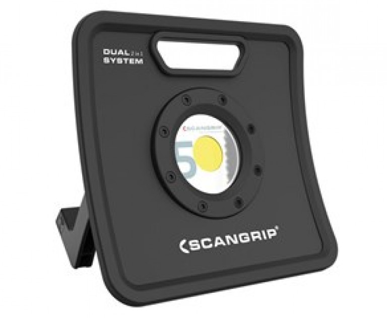 Arbejdeslampe Scangrip Nova 5k C+R m/dimmer
