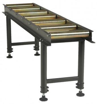 Rullebord 2 m. m/just.højde 65-110cm
