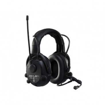 Høreværn 412RDB med bluetooth - Zekler