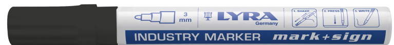 Lyra Industri marker 4040 m/ku.sort