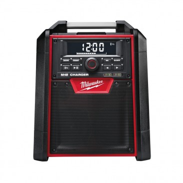 Arbejds radio/lader Milwaukee M18 RC-0