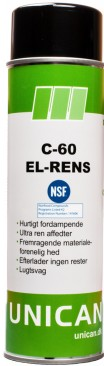 EL-RENS UNICAN C-60 500ML